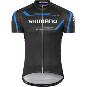Shimano Print - Maillot manches courtes Homme - noir